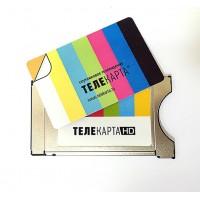Официальная телекарта с модулем с пакетом «Премьер» на 2 года