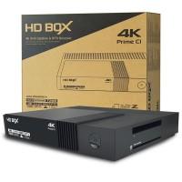 Спутниковый ресивер HD BOX PRIME CI 4K