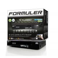 Спутниковый ресивер Formuler 4K S Turbo